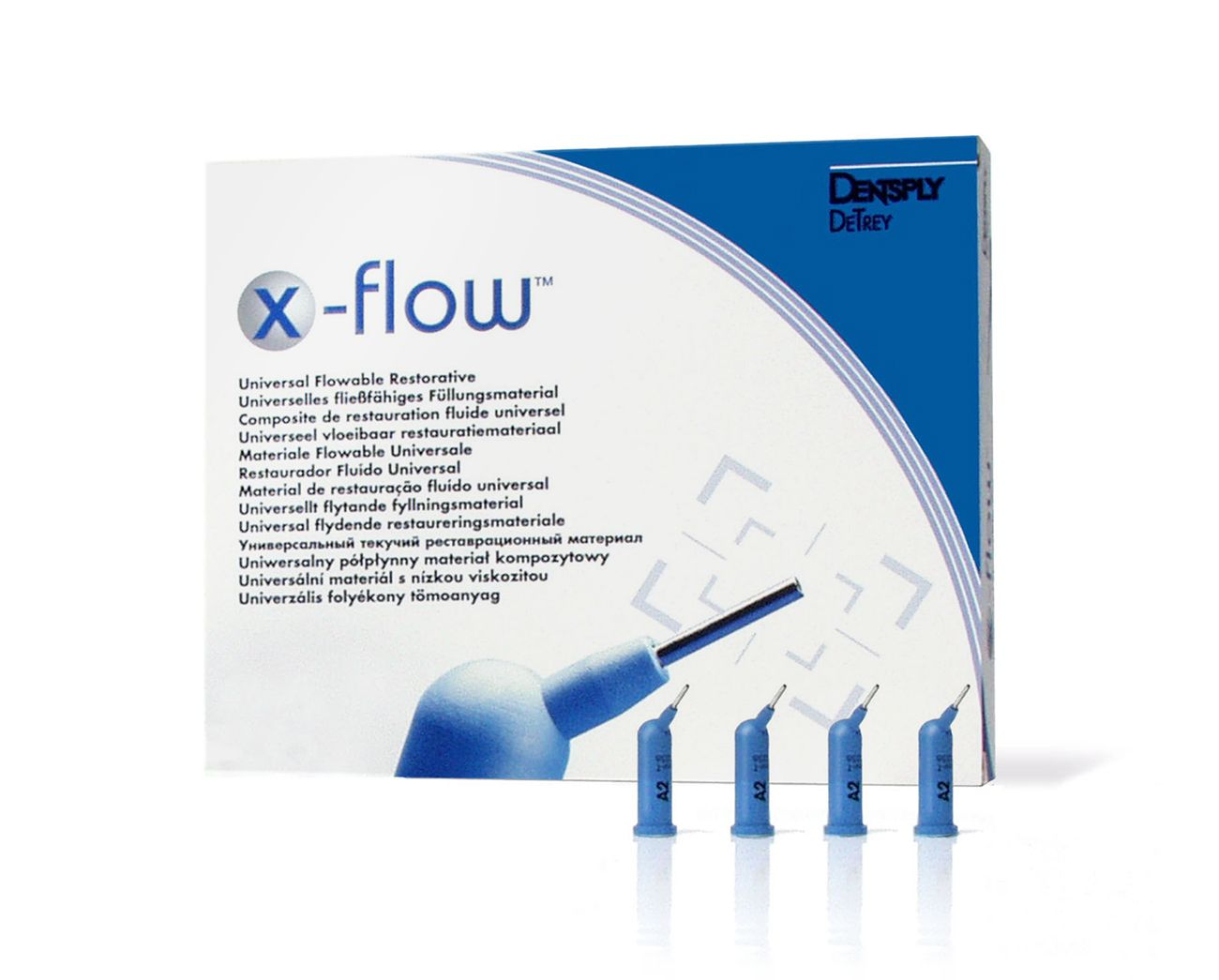 Композит Dentsply X-Flow цвет OA-3 16x0,25г