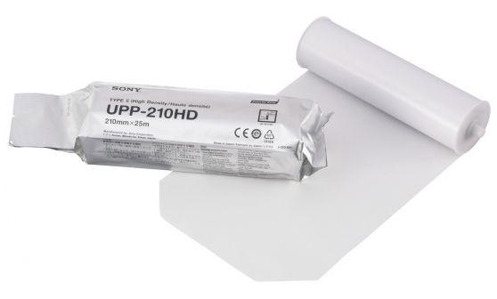 Рулон термобумаги для принтера Sony UPP-210HD (высокая плотность), 25м