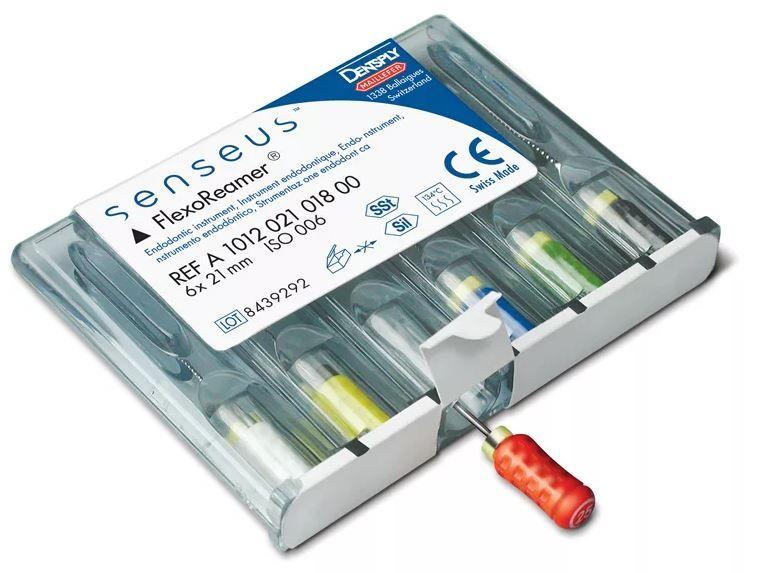 Инструмент ручной Maillefer K-Flexofile Senseus №30 21мм A101102103000