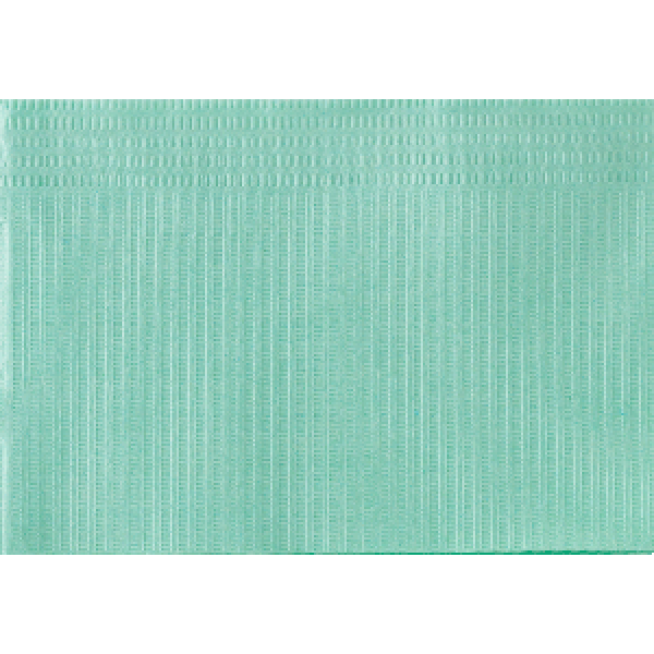Салфетки Premium 500 шт зеленые EURONDA