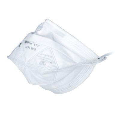Защитная маска 3М VFlex 9101 класс защиты 1 FFP1 NR D, 25 шт.