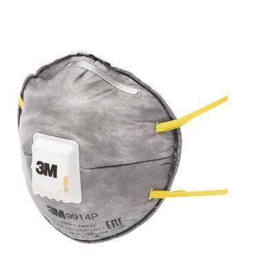Защитная маска 3М 9914,  класс защиты FFP1 NR,  10 шт в упаковке