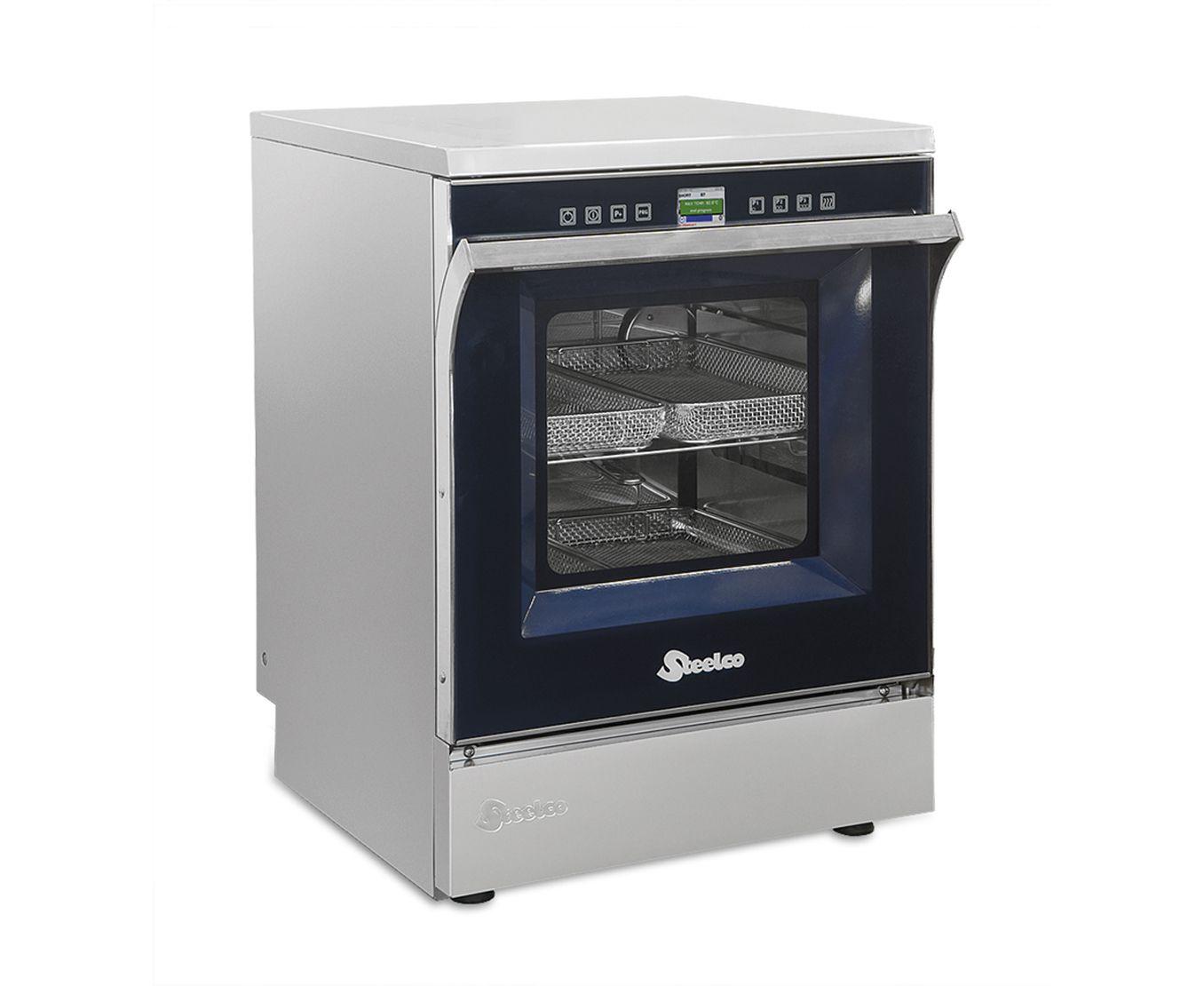 Машина Steelco DS 500 CL для предстерилизационной обработки, 3 дозатора дезсредства