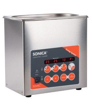 Ультразвуковая мойка Soltec Sonica 2200EP S3
