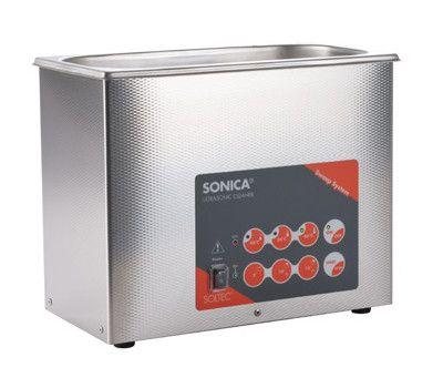 Ультразвуковая мойка Sonica 2400ETH S3