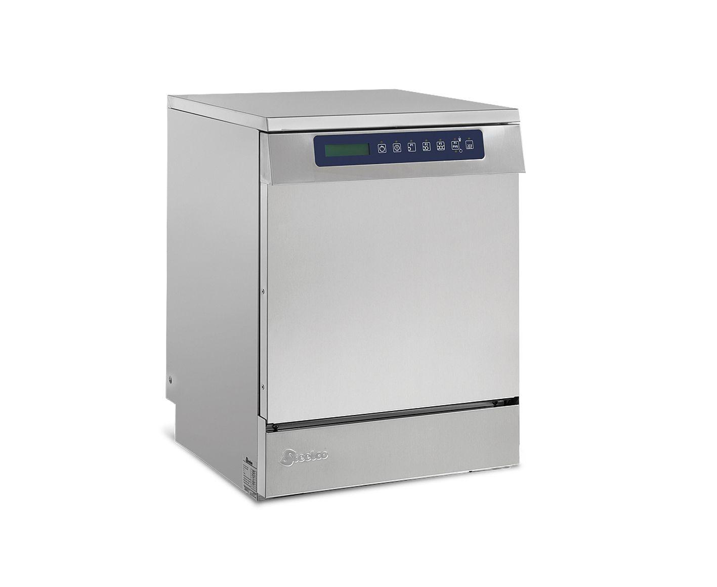 Машина Steelco DS 500 SCL для предстерилизационной обработки с 3-мя автоматическими дозаторами дезсредства