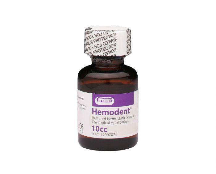 Hemodent - гемостатическая жидкость 10мл