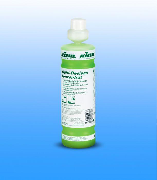 Дезинфицирующее средство с хвойным запахом 1 л, Kiehl-Desisan-Konzentrat, Johannes Kiehl KG