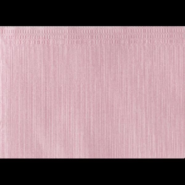 Салфетки Premium 500 шт розовые EURONDA