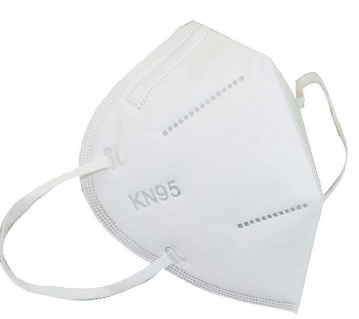 Респиратор защитный, класс защиты ffp2, 1 шт, SHAOXING XIN DA SAFETY PROTECTIVE PRODUCTS CO