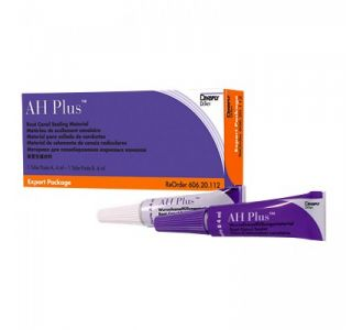 AH Plus - материал для пломбирования каналов 4+4мл 60620112