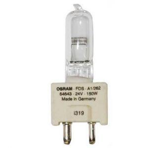 Лампочка галогенная Osram для Фаро 24V 150W №64643