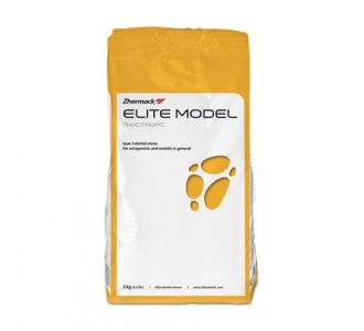 Гипс Zhermack Elite Model 3 класс 3кг слоновая кость С410080