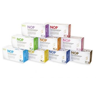Иглы инъекционные дентальные стерильные однократного применения NOP 27Gx35мм (уп/100шт), Spident