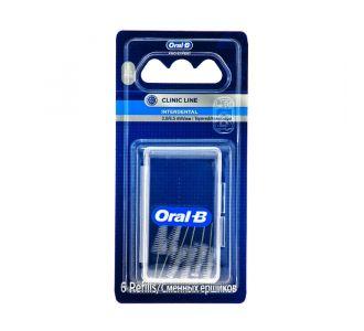 Сменные ершики Oral-b