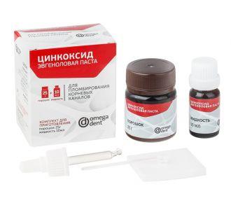 Цинкоксид - эвгеноловая паста 25гр+10мл