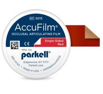 Бумага артикуляционная Parkell AccuFilm Red 280шт
