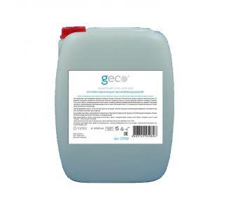 Антибактериальный гель для рук 5 л,  GECO