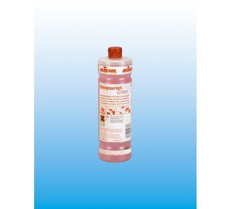 Кислотное средство для интенсивной уборки с лимонным запахом, флакон 1 л, Sanpurid-Citro , Johannes Kiehl KG