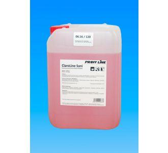 Кислотное средство для чистки санитарных помещений, канистра 10 л, ClaroLine Sani, Johannes Kiehl KG