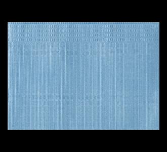 Салфетки Premium 500 шт голубые EURONDA