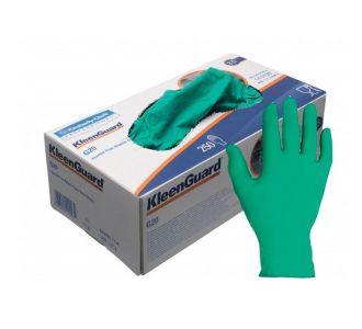 Перчатки нитриловые зеленые, L, 250 шт, Kimberly-Clark KLEENGUARD G20 Atlantic Green