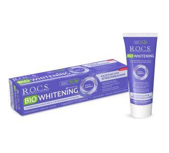Зубная паста ROCS BIOWHITENING Безопасное отбеливание, 94 гр