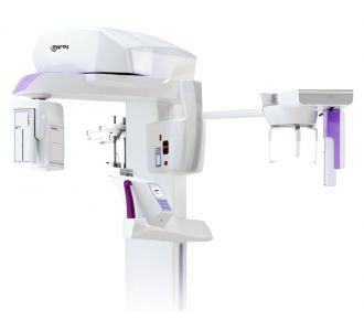 MyRay Hyperion X9 11x8 CEPH Titanium (датчик PAN/CEPH), аппарат рентгеновский панорамный, цефалометрический и томографический, в ком-те с цефалостатом