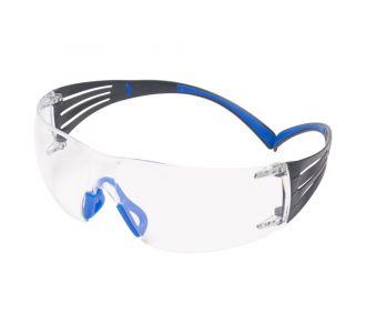 Защитные очки 3M SecureFit 401 SF401SGAF-BLU-EU, прозрачные